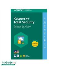 Kaspersky Total Security 2020 - 3 Device / 1-Year - CD - Region: North America