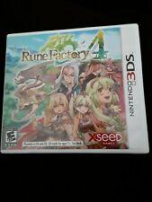 Rune Factory 4 (Nintendo 3DS, 2013)