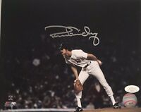 Ron Guidry New York Yankees Pose #2 Autographed 8x10 Photo w/ JSA COA