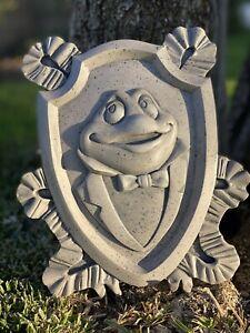 Mr. Toad Sculpted Plaque