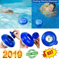 Swimming Pool Spa Chemical Floater Tablet Float Chlorine Dispenser  Applicator