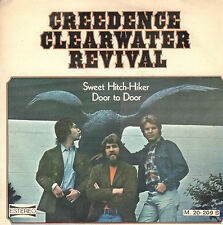 "CREEDENCE CLEARWATER REVIVAL ‎– Sweet Hitch-Hiker (1971 SINGLE 7"" SPAIN)"