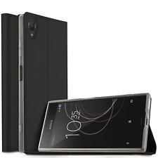 Handy Hülle Sony Xperia XA1 Book Case Schutzhülle Tasche Slim Flip Cover