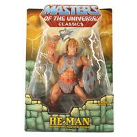 Masters of the Universe / Motu Classics - He-Man - MOC