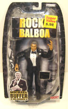 Rocky Balboa MICHAEL BUFFER Action Figure SEALED Jakks Pacific STALLONE 2006