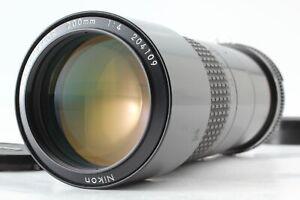 [Near MINT] Nikon Ai-s Nikkor 200mm f/4 MF Lens From JAPAN