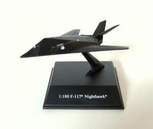 F-117 NIGHTHAWK, SKY PILOT Die-Cast Model 1:180 Mint In Box