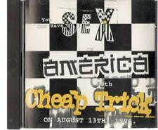 Cheap Trick Sex in America on August 13th 1996: PR only 12 track sampler CD