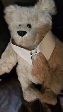 "Shannon 18"" Bear by Barbie's Bears 1996 Vintage Collar by Barbie Hampton"