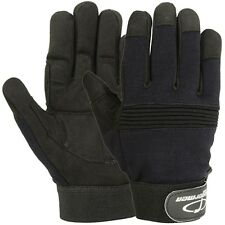 Mechanic Glove Safety Super Grip Work Durable Amara Leather Riggermen Gloves XL