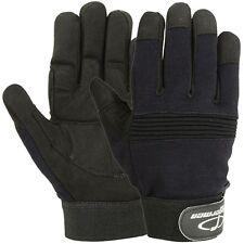 Mechanic Glove Safety Super Grip Work Durable Amara Leather Riggermen Gloves XL