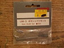 UM-5 Gear Shaft Set - Kyosho Ultima Optima Maxxum Ultima Pro Scale Car Sideways