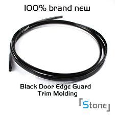 10ft BLACK Door Scratch Protector Edge Guard Cover Strip Self Adhesive Trim