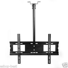 "Ceiling TV Wall Mount Full Motion Bracket LED LCD 4K 32"" 40 42 46"" 50"" 55"" 65"""