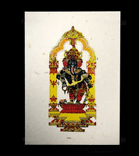 Postcard Lord Ganesh Paper Recycle B