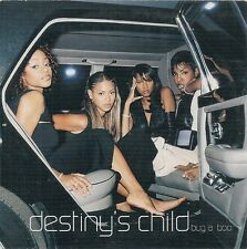 CD SINGLE 2 TITRES--DESTINY'S CHILD--BUG A BOO--1999