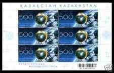 2007. Kazakhstan.SPACE.First Satellite Sputnik. Sheet. MNH. Michel # 595