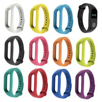 Replacement Soft TPU Strap Wrist Band For Xiaomi Mi Band 2 Smart Bracelet New