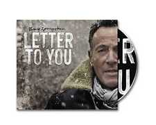 Bruce Springsteen - Letter To You (NEW CD) PREORDER 23/10/20