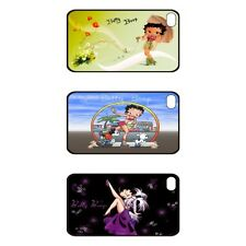 BETTY BOOP HARD CASE COVER FOR APPLE SAMSUNG NEW