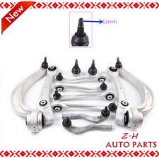 12PCS Suspension Control Arm Link & Ball Joint Kit 12MM Fit Audi A4 B8 A5 Rs5 Q5
