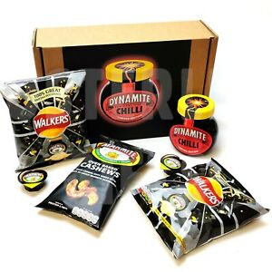 MARMITE - DYNAMITE Chilli Ultimate Love IT Hate IT Gift Box - Limited Edition