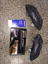2013+ Cadillac ATS 4 Piston Brembo Front Brake Calipers w/pin kit & brake pads