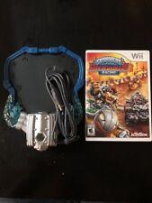 Skylanders Superchargers Wii Game Plus Portal Base - FAST FREESHIP -