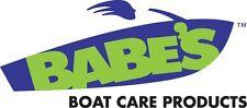 New Boat Care Seat Soap babe's Boat Care Bb8016 Boat Care Seat Soap 16 oz.