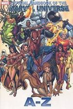 Official Handbook of the Marvel Universe - A-Z Vol. 11 by Jeff Christiansen h2