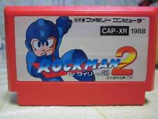 Nintendo Famicom Rockman 2 Megaman FC NES Japan F/S