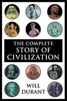 📀The Complete Story of Civilization by Will Durant 11 Volumes On DVD! ~History~