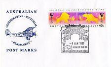 Permanent Commerative Pictorial Postmark - Cabramatta 6 Jan 1997 - 90c