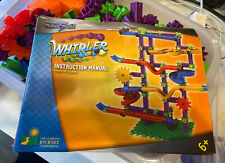 Whirler - Techno Gears Marble Mania - Stem Construction Marble Maze -no Marbles