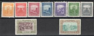 COLOMBIA AIR MAIL 1948 STAMP Sc. # C 151/7, C 160 AND C 163 MNH/MH 5p MNH
