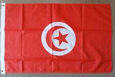 TUNISIA NATIONAL FLAG 3FT X 2FT *FREE POSTAGE*