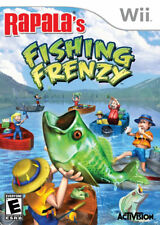 Rapala''s Fishing Frenzy (Game Only) WII New Nintendo Wii
