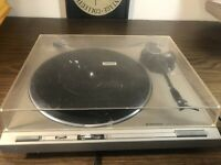 PIONEER PL-4 TURNTABLE DIRECT DRIVE STEREO TURNTABLE