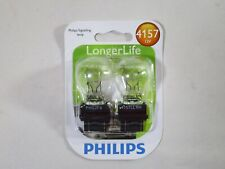 Philips 4157 Automotive 2-Pack 4157 LL Bulb 2 Pack
