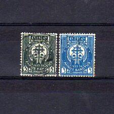 IRLANDE - EIRE Yvert n° 62/63 oblitéré