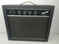 Vintage Original Circa 1969 Harmony Model 7084 Combo Amp Black