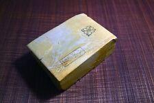 Japanese Natural Whetstone Shohonyama Yaginoshima Suita Razor Size 928g Kyoto