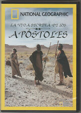 *National Geographic: La Vida Secreta de Los Apostoles (DVD) Secret Life of ...