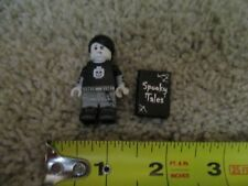 Lego Minifigures Series 16 people spooky boy with book missing spider