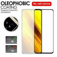 For Xiaomi POCO X3 NFC Mobile Phone Lens Film Tempered Screen Protector C2A9