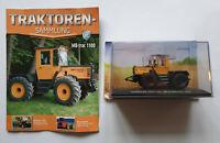 Hachette Traktorensammlung Nr.62 MB-trac 1100 mit Heft