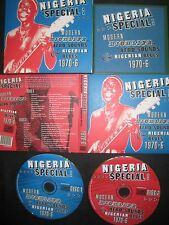 2 CD Nigeria Special Afro Sounds Blues Afrobeat The Semi-Colon Sonny Okosun