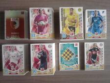 TOPPS MATCH ATTAX +EXTRA Bundesliga 2017/2018 10 Karten aussuchen mit Clubkarten