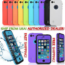 FOR APPLE IPHONE 5C WATERPROOF HYBRID DROP PROOF PHONE CASE HARD RUGGED COVER