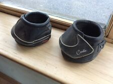 CAVALLO EQUINE SPORT SLIM HOOF BOOTS - Size 4